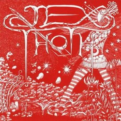 """JEX THOTH """"S/T"""" CD"""