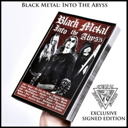 BLACK METAL: Into the Abyss - Livre