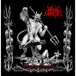"""INFERNAL EXECRATOR """"Antichrist Execration"""" CD"""