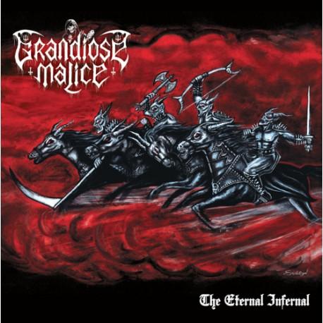 "GRANDIOSE MALICE ""The Eternal Infernal"" CD"