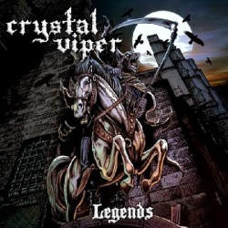 "CRYSTAL VIPER ""Legends"" CD"