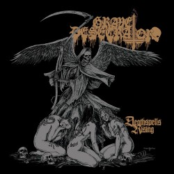 "GRAVE DESECRATOR ""Deathspells Rising"" CD"