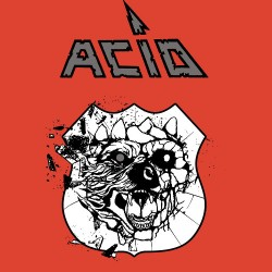 "ACID ""Maniac"" T-Shirt"