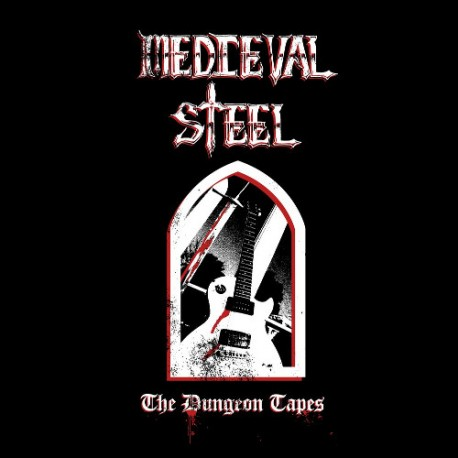 "MEDIEVAL STEEL ""The Dungeon Tapes"" T-Shirt"