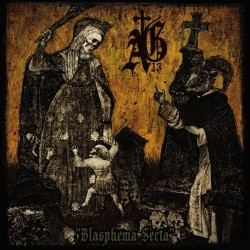 "ABYSMAL GRIEF ""Blasphema Secta"" CD"