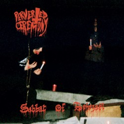 "PERVERTED CEREMONY ""Sabbat of Behezaël"" LP"