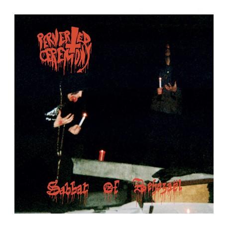 """PERVERTED CEREMONY """"Sabbat of Behezaël"""" LP"""