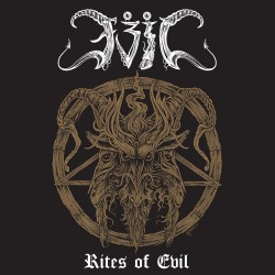 "EVIL ""Rites of Evil"" LP"
