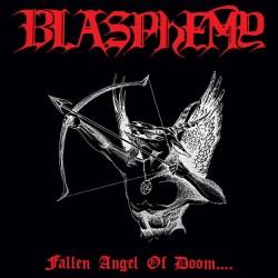 """BLASPHEMY """"Fallen Angel of Doom"""" LP"""