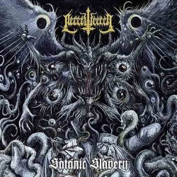 "NECROWRETCH ""Satanic Slavery"" CD"