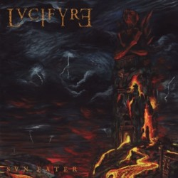 "LVCIFYRE ""Svn Eater"" CD"
