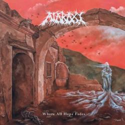 """ATARAXY """"Where All Hope Fades"""" CD"""