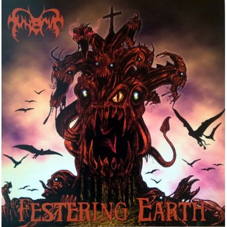 "FUNERUS ""Festering Earth"" LP"