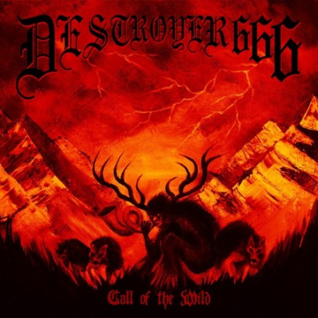 "DESTROYER 666 ""Call of the Wild"" MLP"