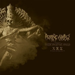 "ROTTING CHRIST ""Their Greatest Spells"" 2xCD"