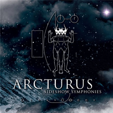"ARCTURUS ""Sideshow Symphonies"" CD + DVD"