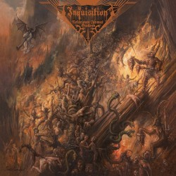 "INQUISITION ""Nefarious Dismal Orations"" CD"