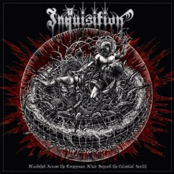 "INQUISITION ""Bloodshed Across The Empyrean Altar Beyond The Celestial Zenith"" CD"