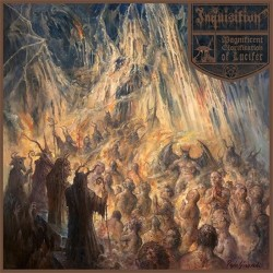 "INQUISITION ""Magnificent Glorification of Lucifer"" CD"