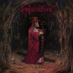 "INQUISITION ""Into the Infernal Regions of the Ancient Cult"" CD"