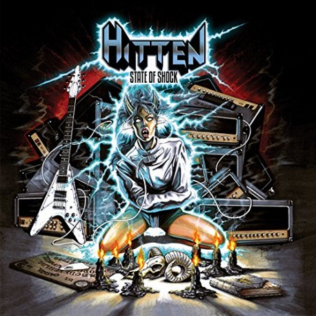 "HITTEN ""State of Shock"" CD"
