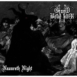 "GRAND BOUC NOIR ""Nazareth Nights"" CD"