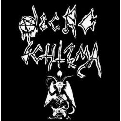 "NECRO SCHIZMA ""Erupted Evil"" 2xCD"