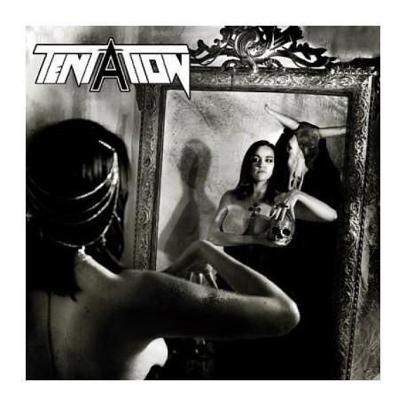 "TENTATION ""S/T"" CD"