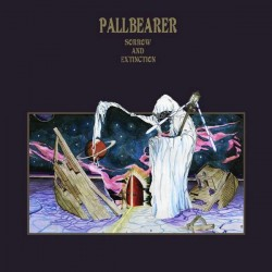 "PALLBEARER ""Sorrow And Extinction"" CD"
