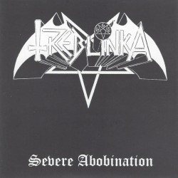 "TREBLINKA ""Severe Abomination"" CD"