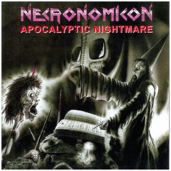 "NECRONOMICON ""Apocalyptic Nightmare"" CD"