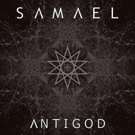 """SAMAEL """"Antigod"""" MCD"""