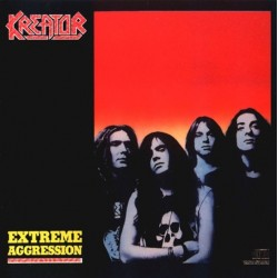 "KREATOR ""Extreme Aggression"" CD"