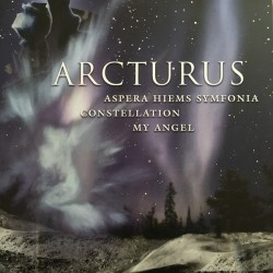 "ARCTURUS ""Aspera Hiems Symfonia +Constellation + My Angel"" 2xLP"
