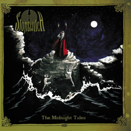 "STONEWITCH ""The Midnight Tales"" CD"