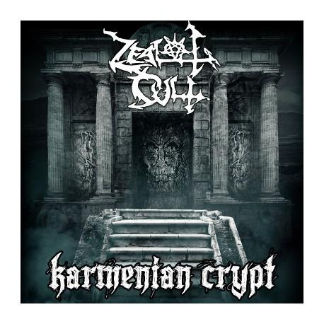 """ZEALOT CULT """"Karmenian Crypt"""" LP"""