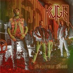 """KUGA """"Najcrnje Noci"""" CD"""
