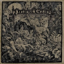 "NOCTURNAL GRAVES ""Titan"" CD"