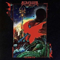 "AGRESSOR ""Rebirth"" 2xLP"