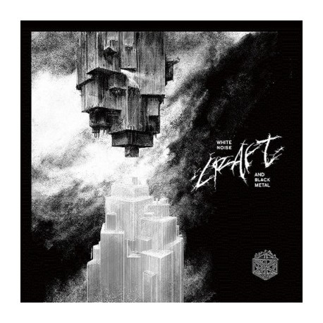 """CRAFT """"White Noise and Black Metal"""" CD"""