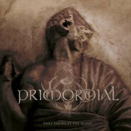 "PRIMORDIAL ""Exile Amongst the Ruins"" Digibook CD"