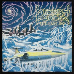 "MESSIAH FORCE ""The Last Day"" 2xCD"