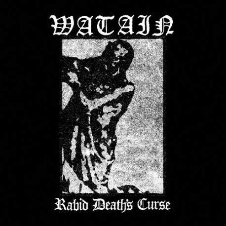 "WATAIN ""Rabid Death's Curse"" CD"