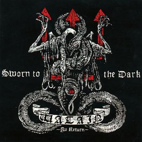 """WATAIN """"Sworn to the Dark"""" CD"""