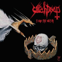 "WITCHTRAP ""Trap The Witch"" CD"