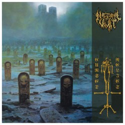 "NOCTURNAL VOMIT ""Cursed Relics"" LP"