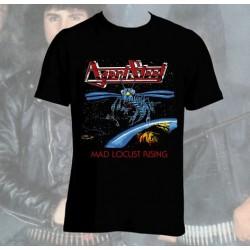 "AGENT STEEL ""Mad Locust Rising"" T-Shirt"