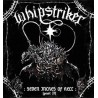"""WHIPSTRIKER """"Seven Inches of Hell (Part II)"""" CD"""
