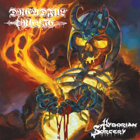 "DREADFUL RELIC ""Hyborian Sorcery"" LP"