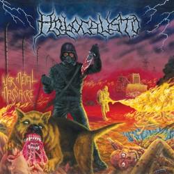 "HOLOCAUSTO ""War Metal Massacre"" LP"